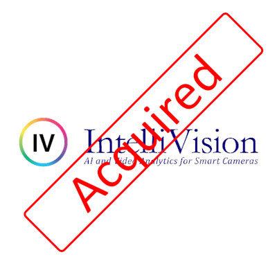 IntelliVision Acquired